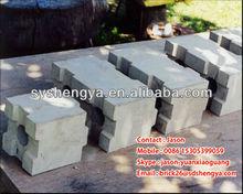 Foam concrete block production line/Cement foam brick making machine/ Foamed concrete block machine/Foam Concrete Bricks Mould