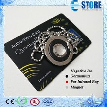 hot new products for 2015 pendant wedding souvenirs with energy source material healthy for your body best gifts for your best