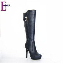 cheap platform high heel sexy over knee boots shoes
