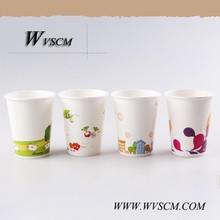 Export Worldwide Cheapest PLA Lined Disposable Kraft Paper Cup With Best Quality