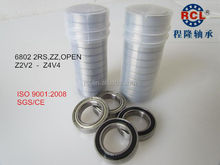 craft bearing 6802 2RS with Z2V2 quality
