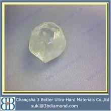 Changsha HTHP White diamond for jewellery use/white hpht diamond wholesaler & exporter & supplier