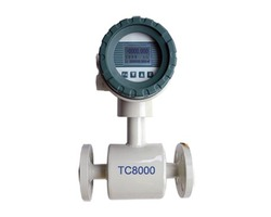 Low Cost Compact DN10 - DN2000mm 3.6V Battery Magnetic Flowmeter