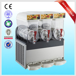 china good quality and lowest price of the slush machine with CE approved