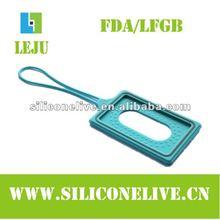 Fashionable silicone business bag