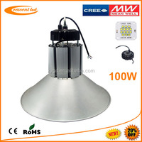 TUV wire connector 100w 120w led high bay light