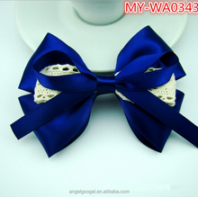 Cute long ribbon hair bows hair accessories for women headband MY-IA0343