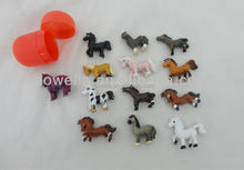 PVC plastic capsule toy for vending machines