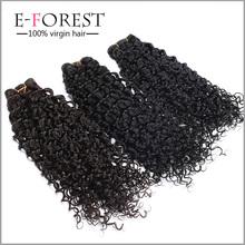 Wholesale Brazilian Deep Wave Brazilian Curly Virgin Hair 3pcs 300g Lot Brazilian Virgin Hair Kinky Curly 7A Hair Product