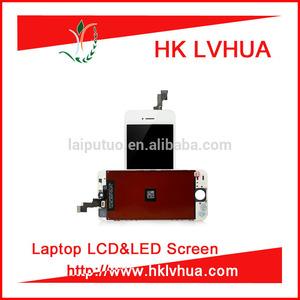 Venta caliente repuestos para el iphone 5 / 5S pantalla lcd digitalizador pantalla