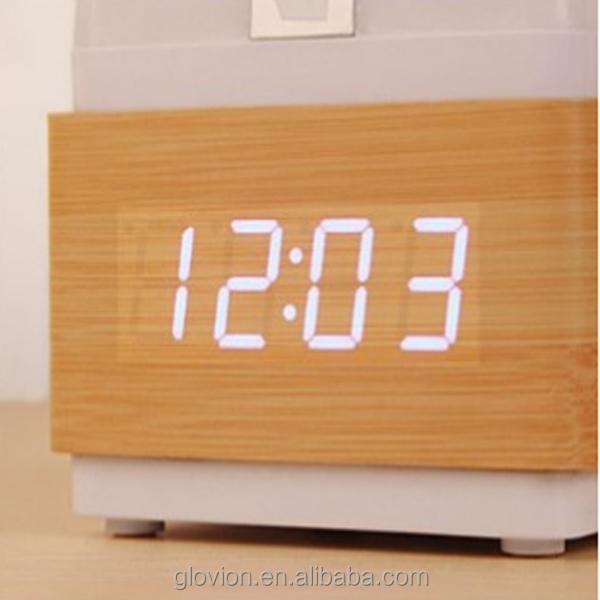 horloge murale numerique a pile. Black Bedroom Furniture Sets. Home Design Ideas