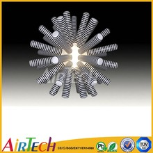 Led star effect stage lighting decoration inflatable lighting star with led for decoration