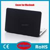 Matte laptop flip protect cover case Full Body Cover Case For Macbook Pro 13 Case