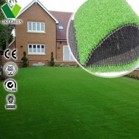 Artificial Grass Mat With Good Water Permeability