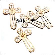 handmade wooden toy,fashionable wood cross,wood rood