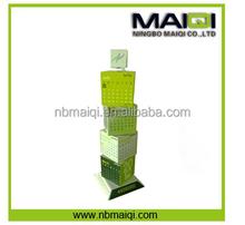 Factory Custom Revolving Calendar Tower Plastic