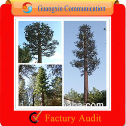 GSM and CDMA cellsite base station Camouflage Monopole Tree Tower for the cellular telephone system .