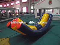Kids Pool Games Inflatable Water Seesaw for Sale