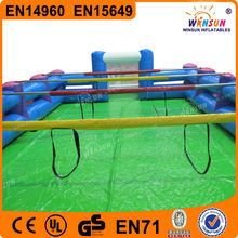 CE Certificate new in stock inflatable field beach soccer