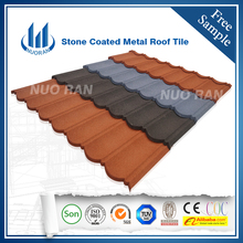 corrugated concrete roof tile/Aluminium stone coated Roofing Tiles