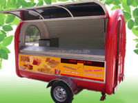2015 new selling fiberglass enclosed trailers for sale