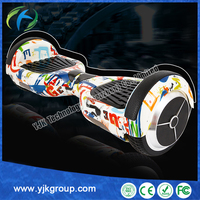 China new OEM mini two wheel city road scooter with two best pu wheel