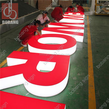 outdoor advertising letters alphabet/ lighted letters alphabet/ led illuminated letters alphabet