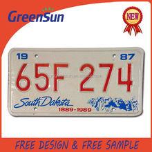 Trade Assurance Grade AAA car protection plates