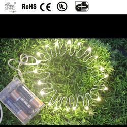 LED BO copper wire lights, BO copper wire light,BO lights string