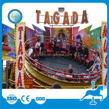 Amusement park items for sale ! Indoor turntable tagada ride