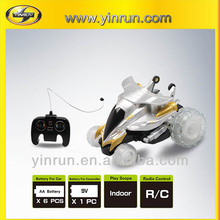 2015 hot sale for child rc stunt knight remote control car