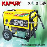 KAPUR 6kw air-cooled gasoline generator for sale *Hot! EP8500CXE