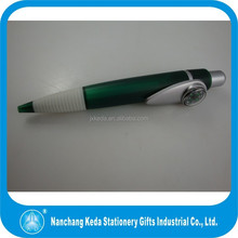Plastic ball pen office stationery