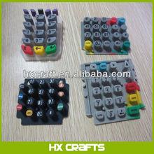 Storage silicon keypad, rubber keypad, keypad customized is welcome