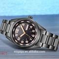 Productos de alta calidad de los relojes para relojes luminosos de hombres