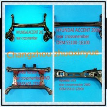 High quality rear crossmember for hyundai cars cheap auto part