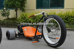 2016 New Drift Trike Tricycle Off Road Motorized 3 Fat Wheel Motor Tricycle For Fun Manufacture Supply Directly 03