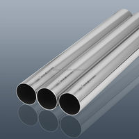 spiral stair handrail stainless steel pipe / tube 201 304 316L