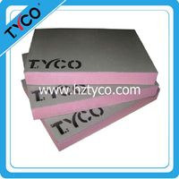 4 Extruded Polystyrene Foam Board blue board