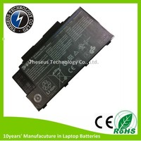 Original replacement battery XV90H YY9RM for dell dell studio 15z 1569 laptop battery