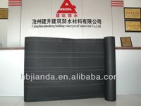 ASTM asphalt waterproof roofing felt for wood room underlayment