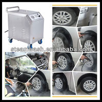 2014 latest newest best price moveable Electric portable Power Car steam cleaner