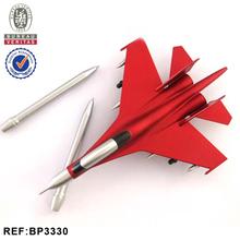 INTERWELL BP3330 Kid Toy, Fashion Airplane Shape Pen Hot Plastic Toy