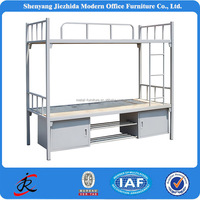 adult double deck bunker bed college dorm cots iron steel metal loft beds and bunk beds