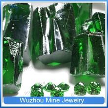 wholesale price rough cubic zircon rough gemstone