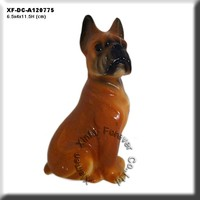 ceramic animal figurine