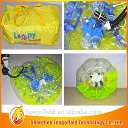 good sales crazy loopyball bubble football sports for kids and adults