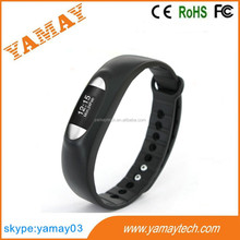 2015 new smart bracelet, smart wristband, smart band with pedometer function