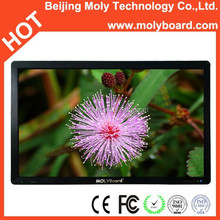 "Quality first, Service most, price best MolyTouch 60"" touchscreen monitor"