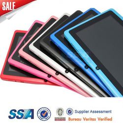 Low Cost 7inch Tablet PC Q88 A23 Dual Core 1.2GHz Android 4.4.2